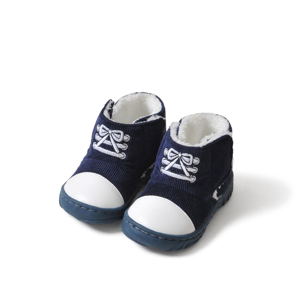 宝宝鞋子 深蓝