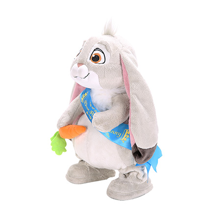 小公主苏菲亚系列会跳舞的兔子75602 灰