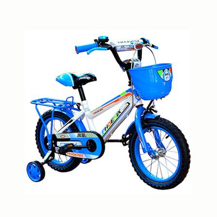 儿童自行车16寸 蓝
