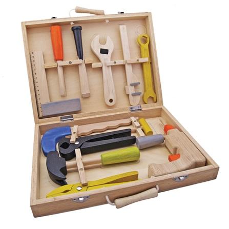 木质仿真工具箱 木
