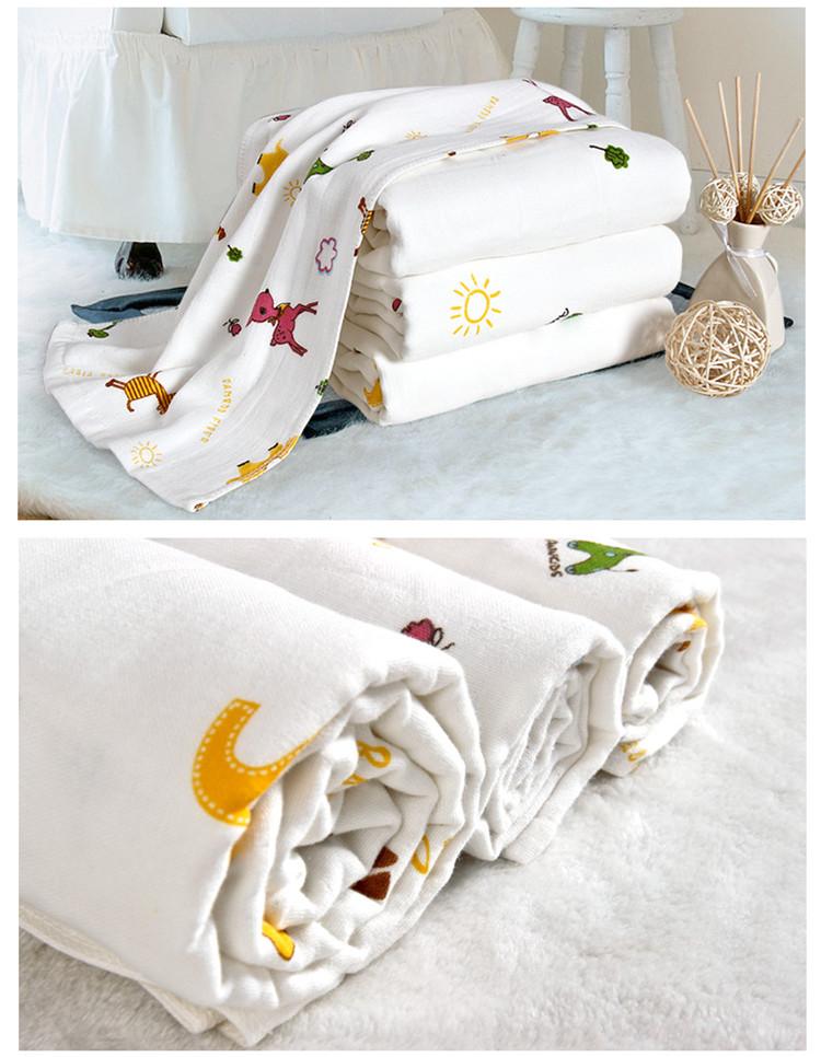 意婴堡 heeboo 竹棉动物浴巾毛巾组合装 【价格 特卖
