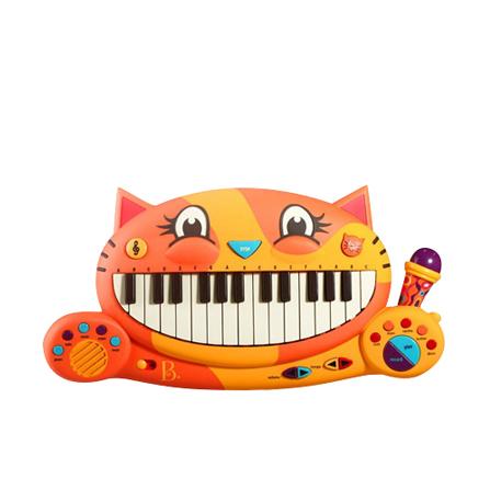 大嘴猫电子琴图片
