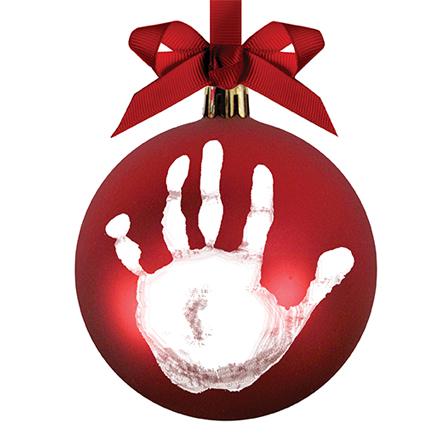 pearhead 宝宝掌印圣诞球 品牌: pearhead 分类: 装饰小物 简介