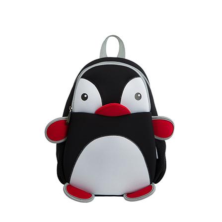 幼儿园包包书包 3d卡通小企鹅